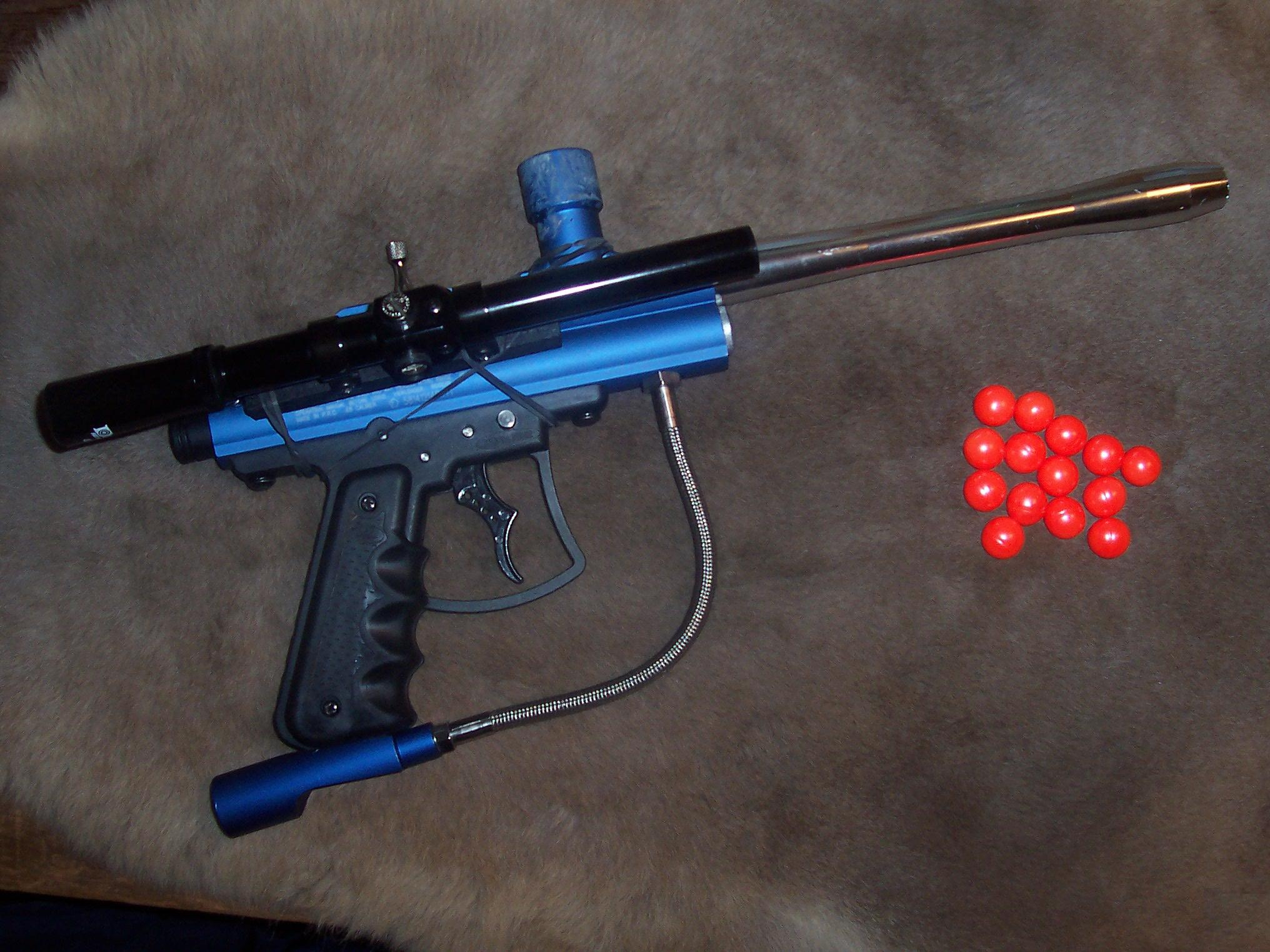 orion vl paintball gun manual