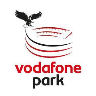 Vodafone Park stadium in the Beşiktaş district of Istanbul, Turkey
