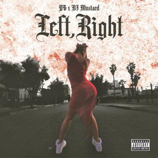 Left, Right 2013 single by YG and DJ Mustard