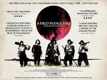 To avoid fainting, keep repeating: it's only a movie. - Page 17 A_Field_in_England_poster