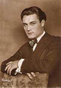 Fred Louis Lerch Austrian actor (1902-1985)