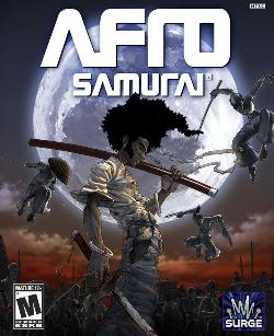 Afro Samurai (video game) cover.jpg