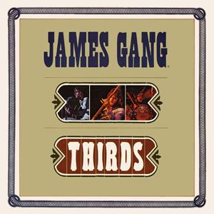 <i>Thirds</i> (album) 1971 studio album by James Gang