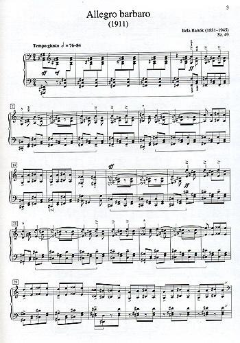 Allegro barbaro (Bartók) - Wikipedia