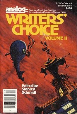 <i>Analog: Writers Choice, Volume II</i>