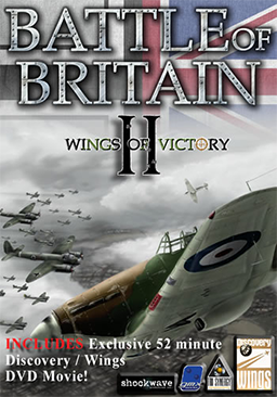 Battle of Britain II - Wings of Victory Coverart.png