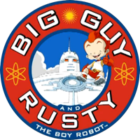 Darrow >> Big Guy and Rusty the Boy Robot (TV series) - Wikipedia