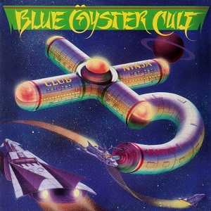 <i>Club Ninja</i> 1985 studio album by Blue Öyster Cult