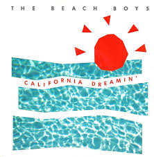 The Beach Boys - California Dreamin' album cover