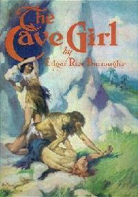 <i>The Cave Girl</i>