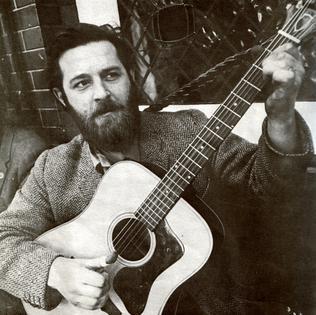 Ciarán Bourke Irish singer