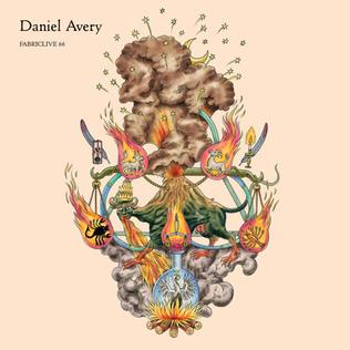 <i>FabricLive.66</i> 2012 compilation album by Daniel Avery