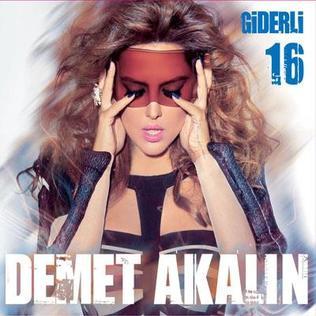 <i>Giderli 16</i> 2012 studio album by Demet Akalın