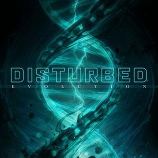 <i>Evolution</i> (Disturbed album) album by Disturbed