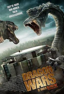 Dragon Wars (2007) movie poster