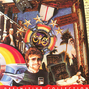 <i>Definitive Collection</i> (Electric Light Orchestra album) 1999 greatest hits album by Electric Light Orchestra