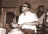 """Eddie """"Bongo"""" Brown American musician"""