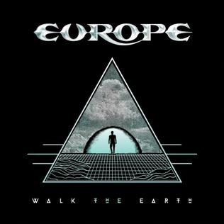 [Metal] Playlist Europe_Walk_the_Earth_album_cover