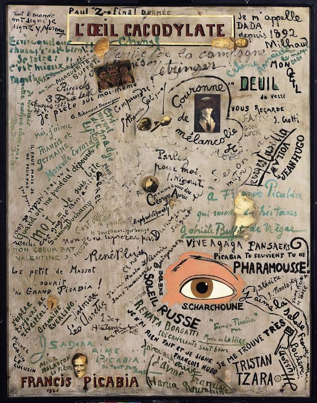 Resultado de imagen de Picabia.