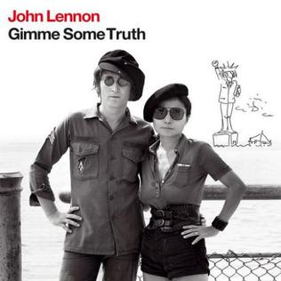 Gimme Some Truth artwork