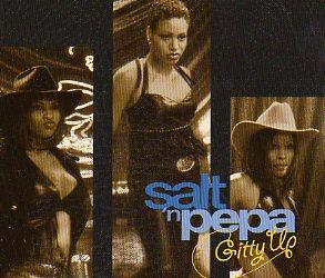 Gitty Up (song) 1997 single by Salt-n-Pepa