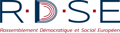 European Democratic and Social Rally group logo