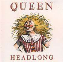 "USA promo CD for ""Headlong""."