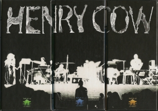 <i>The 40th Anniversary Henry Cow Box Set</i> 2009 box set by Henry Cow