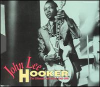 John Lee Hooker-The Ultimate Collection %281948-1990%29 %28album cover%29