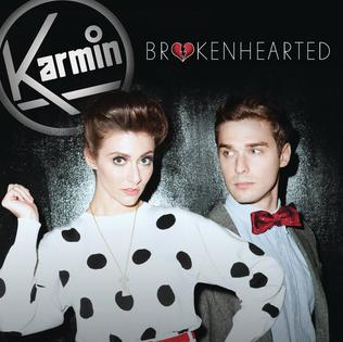 Brokenhearted (Karmin song) single by Karmin