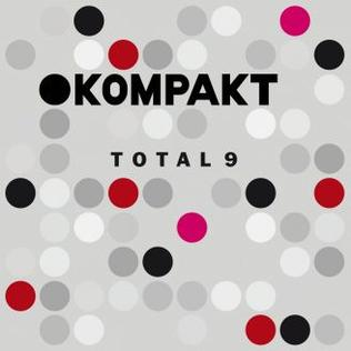 <i>Total 9</i> 2008 compilation album by Various Artists