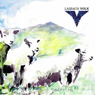 <i>Volk</i> (album) 2006 studio album by Laibach