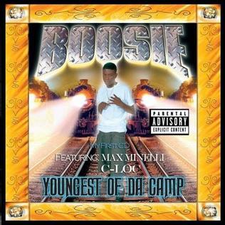 Lil boosie for my thugz rarity