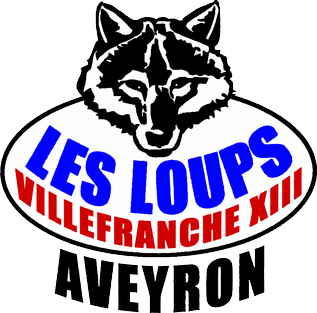 Villefranche XIII Aveyron French rugby league club