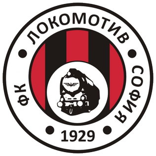FC Lokomotiv 1929 Sofia Bulgarian football club from the capital city of Sofia