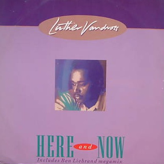 Here and Now (Luther Vandross song) song by Luther Vandross