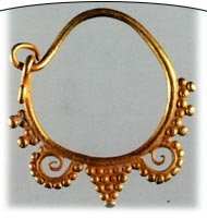 Piece of jewelry, a necklace