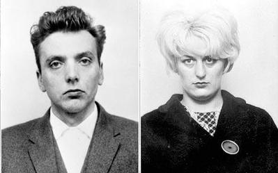 Myra Hindley and Ian Brady