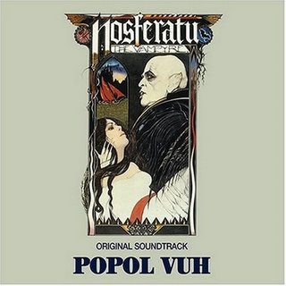 <i>Nosferatu</i> (Popol Vuh album) 1978 soundtrack album by Popol Vuh