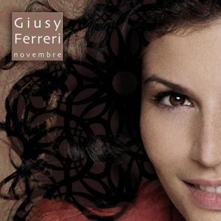 Novembre (song) single by Giusy Ferreri