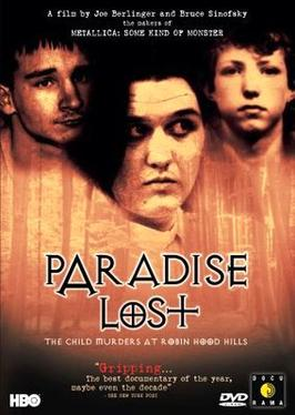 Paradise Lost The Child Murders At Robin Hood Hills Wikipedia