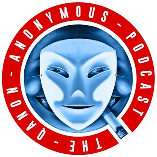 <i>QAnon Anonymous</i> An investigative journalism podcast that analyses and debunks the QAnon conspiracy theory