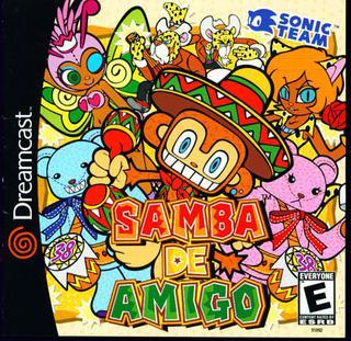 <i>Samba de Amigo</i> 1999 video game