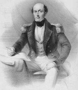 William Symonds Royal Navy admiral