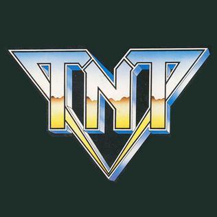 <i>TNT</i> (TNT album) 1982 studio album by TNT