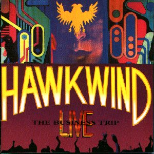 <i>The Business Trip</i> 1994 live album by Hawkwind