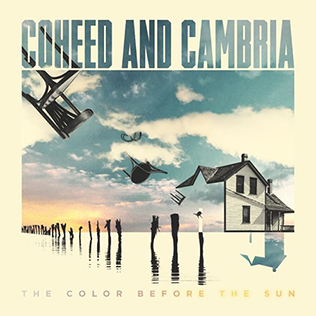 <i>The Color Before the Sun</i> 2015 studio album by Coheed and Cambria