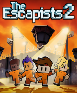 <i>The Escapists 2</i> 2017 strategy role-playing video game
