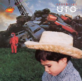 <i>The Essential UFO</i> 1992 greatest hits album by UFO