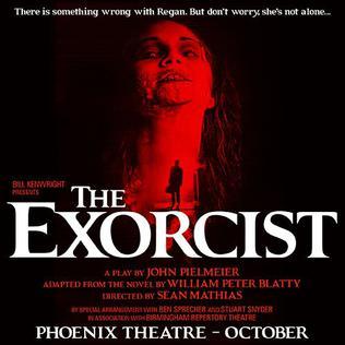 <i>The Exorcist</i> (play) play